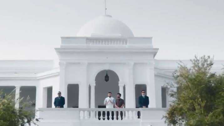 Saif Ali Khan makes an exception for Tandav, allows shoot inside Pataudi palace