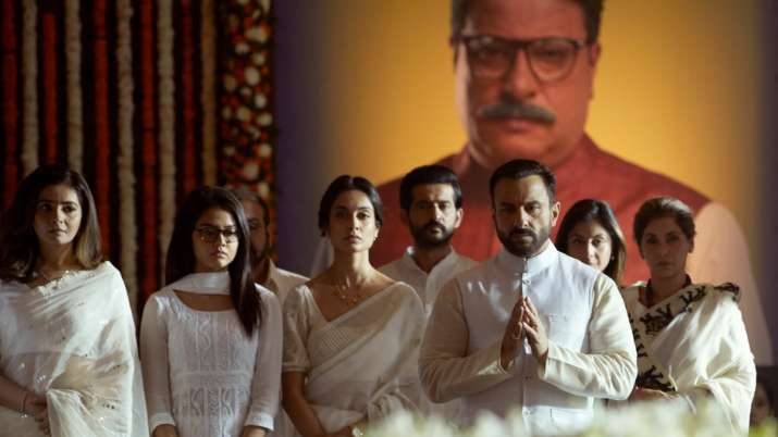 Tandav trailer out! Saif Ali Khan, Sunil Grover, Gauahar and others will leave you wanting for more
