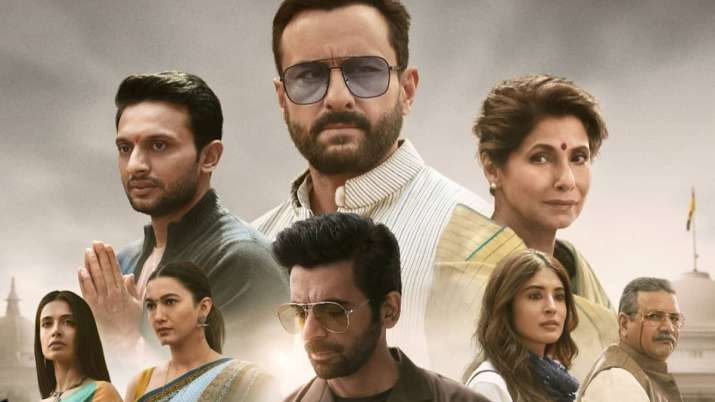 Tandav: Where to Watch Online, Release Date, Time, Trailer, all about Saif Ali Khan starrer politica