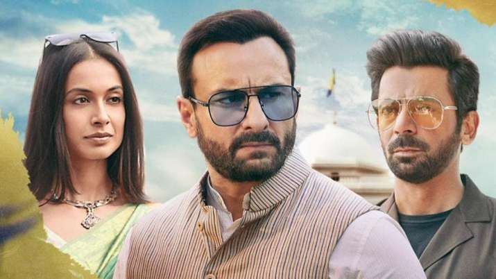 Saif Ali Khan starrer 'Tandav' makers apologize for allegedly hurting religious sentiments