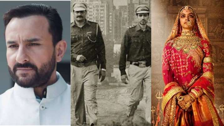 Tandav, Paatal Lok to Padmaavat, films & web series that stirred controversy and found themselves in