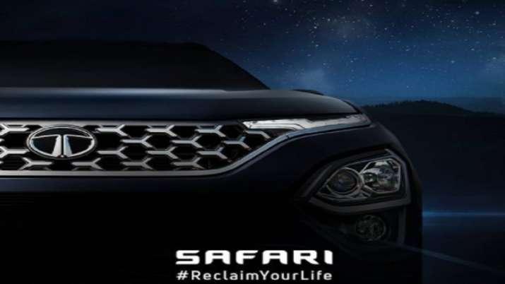 Tata teases all-new Safari.