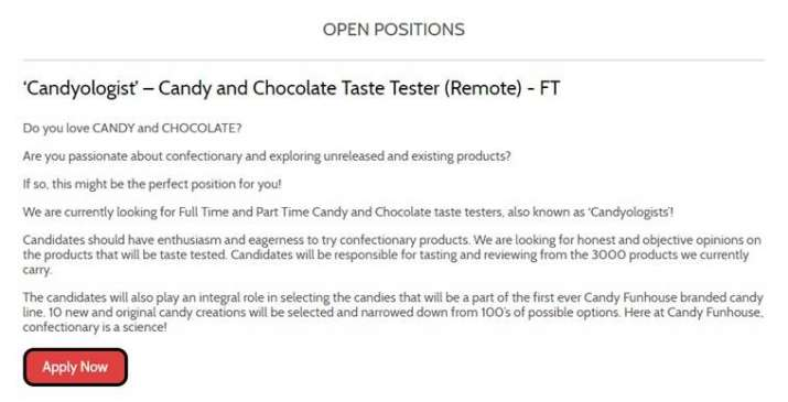India Tv - Post for 'candyologists' by Candy FunHouse