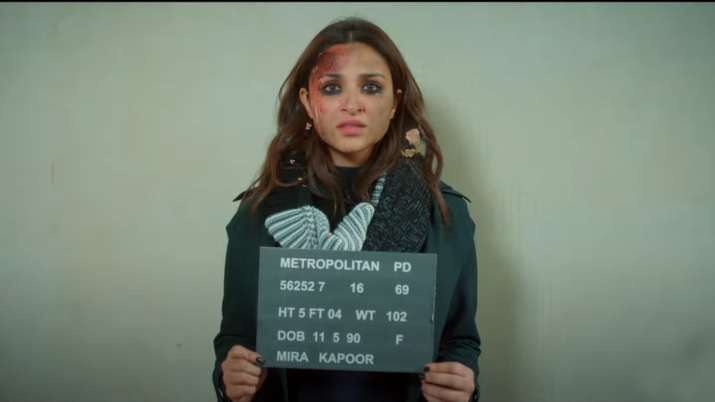 The Girl On The Train Teaser Out! Parineeti Chopra's past haunts her in this  murder mystery | Celebrities News – India TV