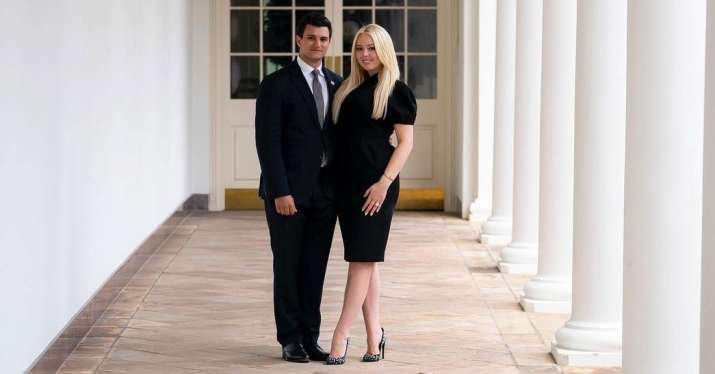 Trump's daughter Tiffany announces engagement with