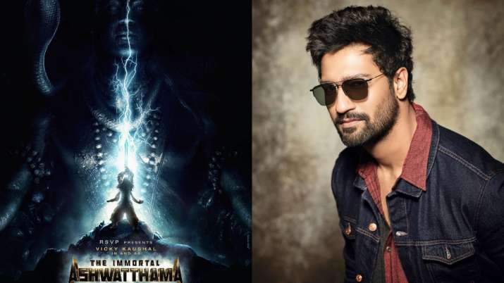 Vicky Kaushal unveils first look of Ashwatthama, says exploring new technology alongside acting