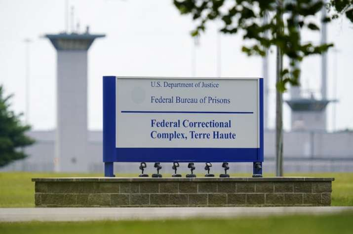 Virginia gang killer executed by U.S. despite Covid infection