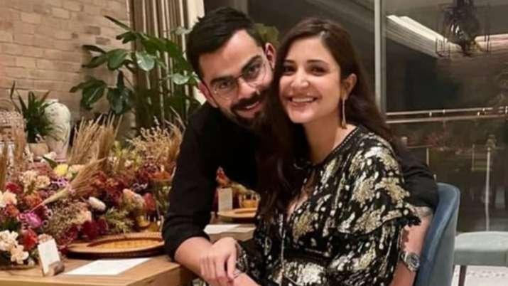 Dotting parents Anushka Sharma & Virat Kohli get name suggestions for their daughter from netizens
