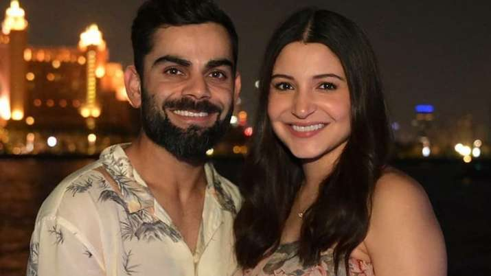 FAKE photo of Virat Kohli & Anushka Sharma's baby girl goes viral on social media
