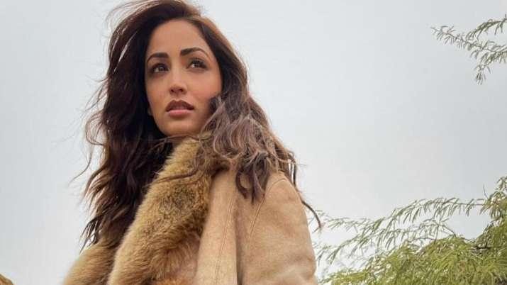 Yami Gautam gets nostalgic as she films 'Bhoot Police' in Jaisalmer