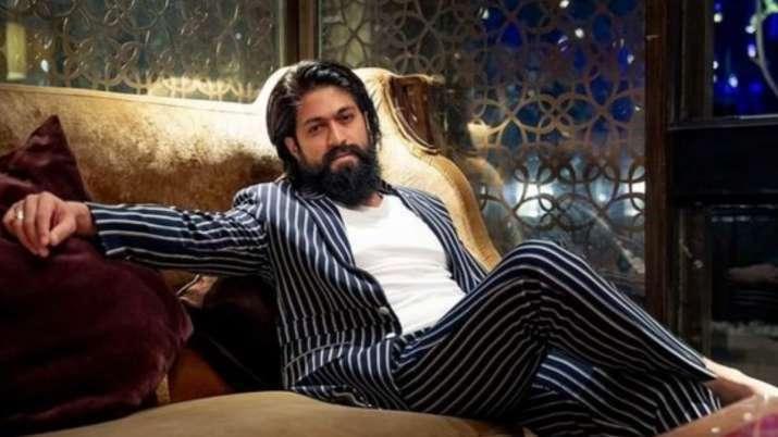 'Happy Birthday Rocky Bhai' trends as KGF 2 actor Yash celebrates his 35th birthday