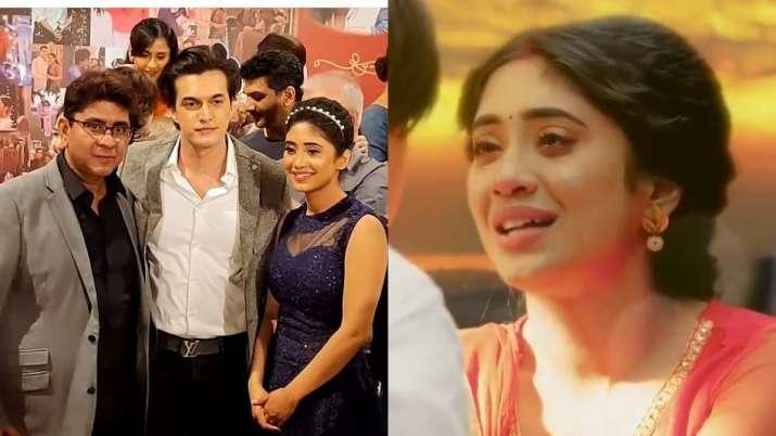Yeh Rishta Kya Kehlata Hai: Shivangi Joshi aka Naira to die? Producer Rajan Shahi reveals the new tw