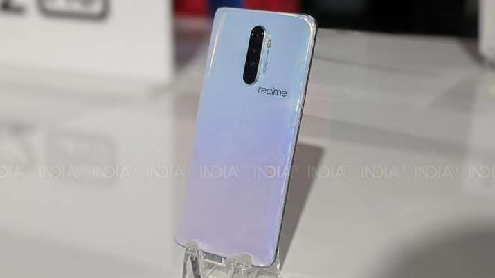 Last month, Realme had said it expects its smartphone sales to grow over 30 per cent to about 25-30
