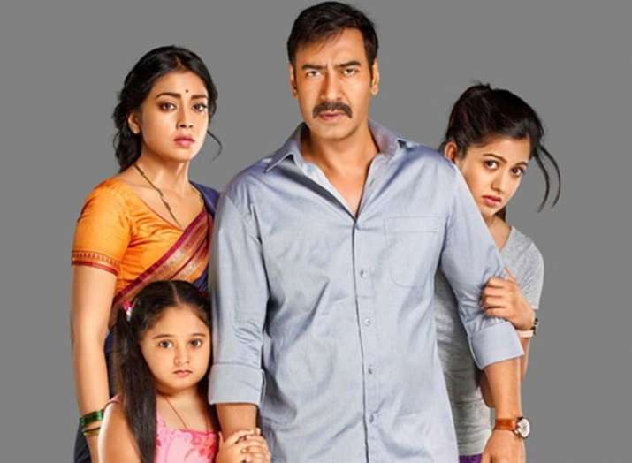 India Tv - Drishyam poster