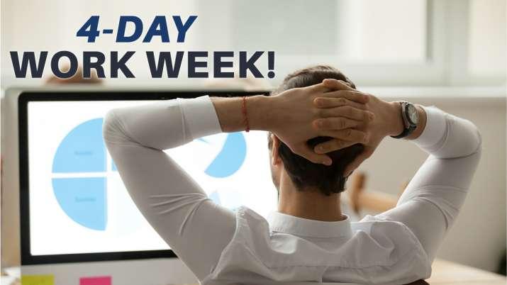 4 days working week 3 off