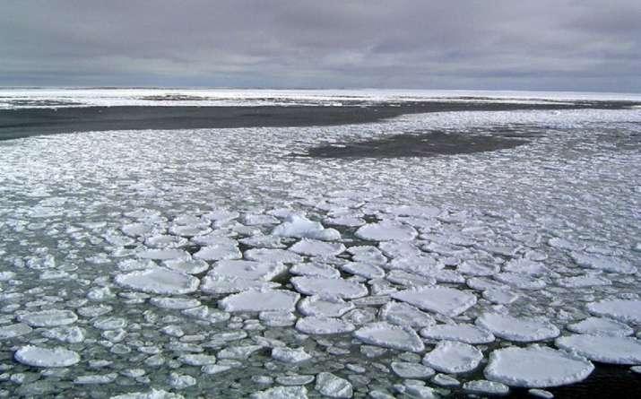 antarctic ice melting