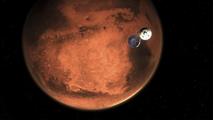 Image result for nasa-rover-on-mars