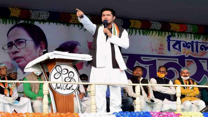 Bengal polls 2021, Abhishek Banerjee, Mamata Banerjee, TMC, BJP