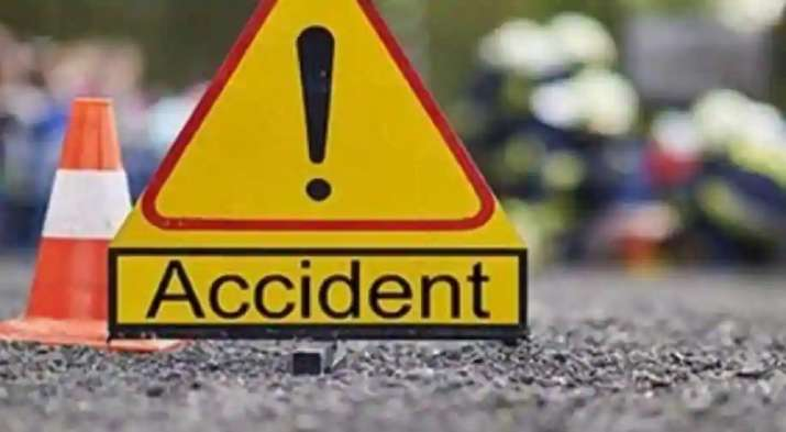 Maharashtra: 5 killed as car collides with bus in Ahmednagar