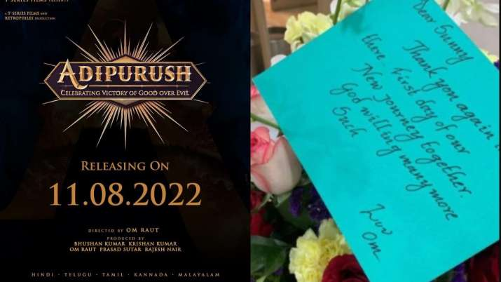 Adipurush: THIS 'Pyaar Ka Punchnama' actor joins Prabhas-Saif Ali Khan starrer, gets warm welcome b
