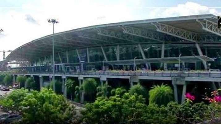 Chennai airport bomb threat call