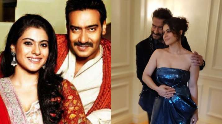 Kajol, Ajay Devgn's 22nd wedding anniversary: Bollywood stars wish 'many more years of togetherness'