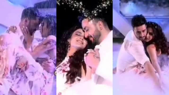 Bigg Boss 14 Finale: Aly Goni, Jasmin Bhasin soar temperature high with their romantic performance