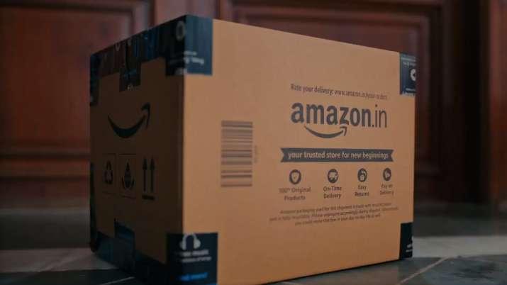 Amazon, Amazon India, Make in India