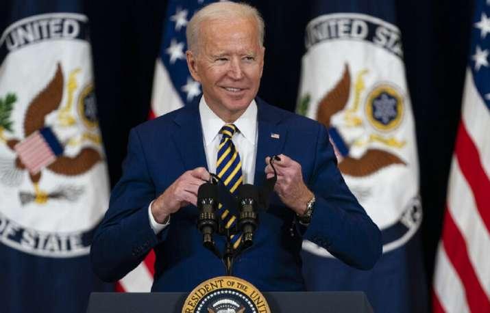US will not hesitate to raise cost on Russia: Biden