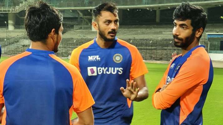 India Tv - Will Axar Patel be handed his Test debut?