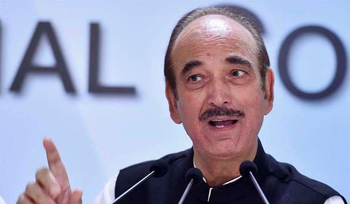 'Appreciate he doesn't hide his true self': Ghulam Nabi Azad showers praise on PM Modi