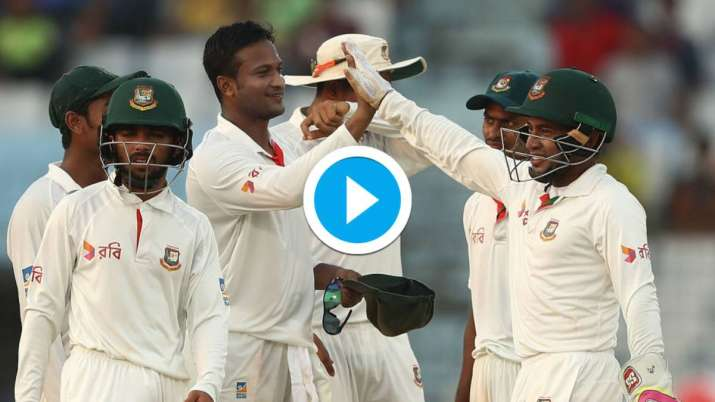 Live Streaming Bangladesh vs West Indies 2nd Test: BAN vs WI Stream Live Cricket Online on FanCode