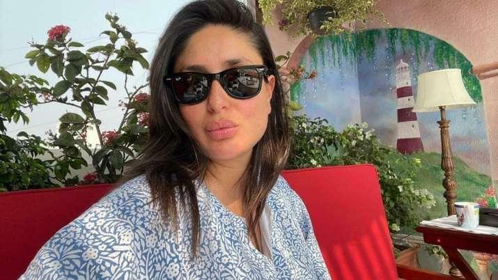 Kareena Kapoor Khan channels love for Kaftan, shares new pouting picture on Instagram