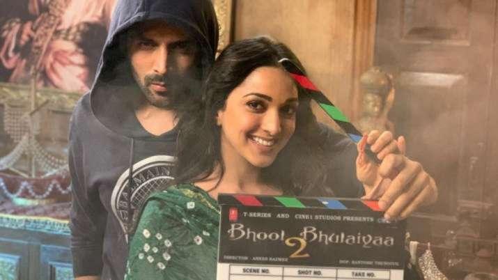 Kartik Aaryan, Kiara Advani starrer 'Bhool Bhulaiyaa 2' to release on November 19