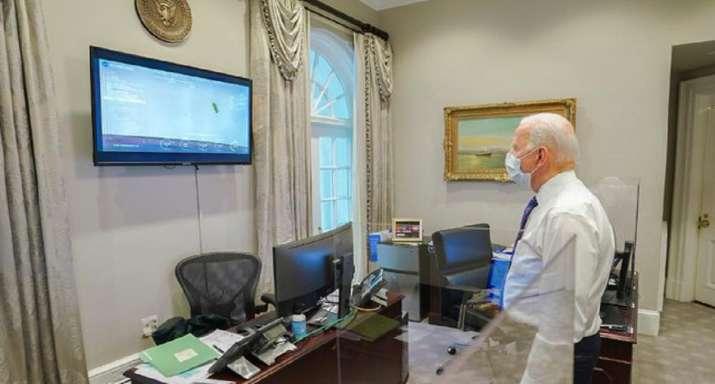 US President Joe Biden hails successful landing of NASA's Preservance on Mars' surface