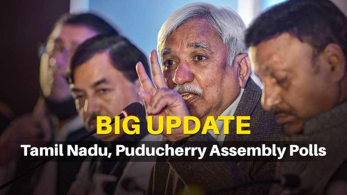 tamil nadu election dates,puducherry election dates, tamil nadu election schedule, election commissi