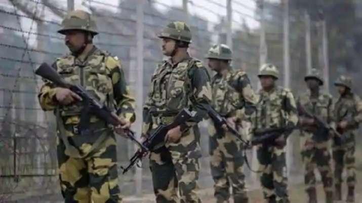 BSF shoots dead Pakistani intruder along IB in Punjab's Tarn Taran