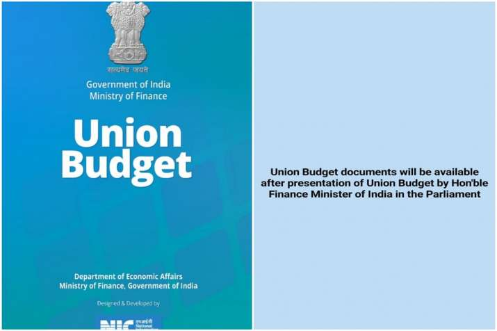 Union Budget App: Get access to Budget 2021 documents on you smartphone. Deets inside