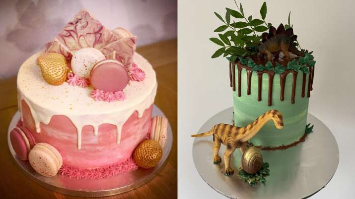 After Pinata cakes, Drip cakes take over internet; Netizens come up with unique decorating styles