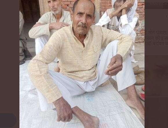 Clash between BJP workers, farmers in Muzaffarnagar;