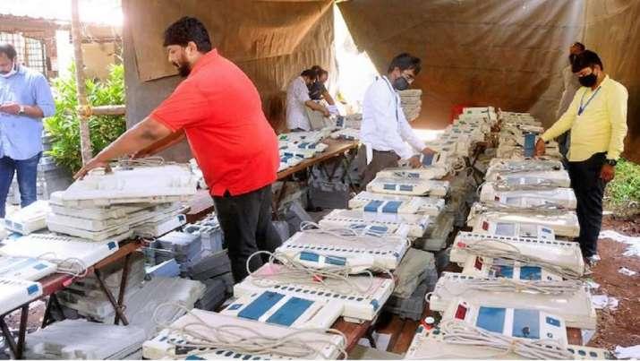 Gujarat civic polls results
