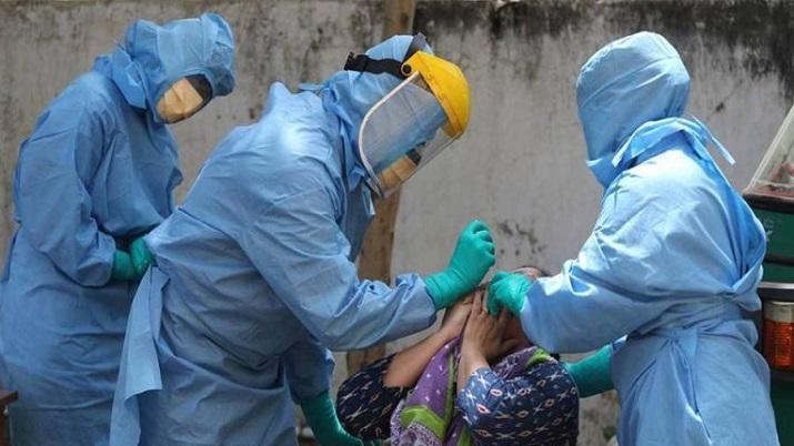 India records 11,831 new COVID-19 cases