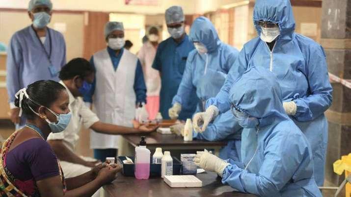 India records 14,264 new COVID-19 cases