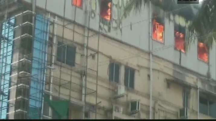 Odisha: Major fire breaks out at private hospital in Cuttack