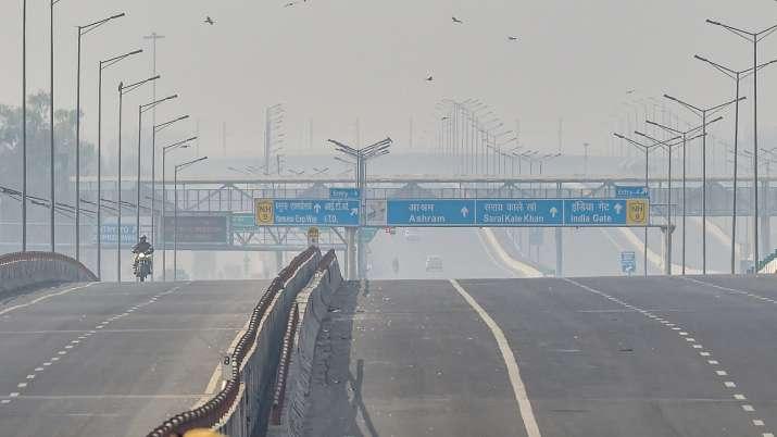 Delhi Mumbai Expressway, NHAI, Nitin Gadkari