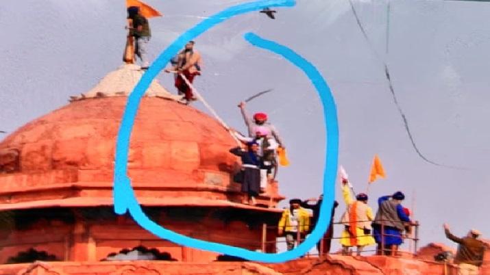 R-Day violence, Delhi violence, red fort violence