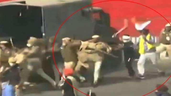 India Tv - Delhi Police, Republic Day violence, R Day violence