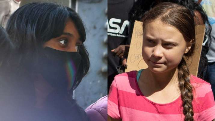 Greta Thunberg tweets in support of Disha Ravi, arrested in