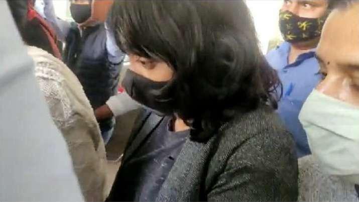 Disha Ravi arrest