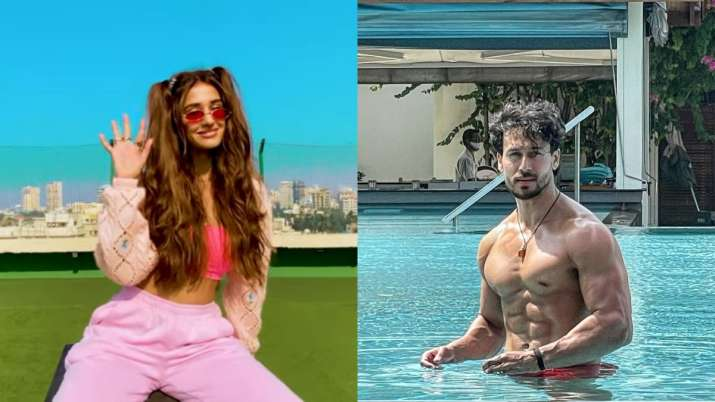 Video of Disha Patani dancing on 'Mere Naseeb Mein' remix goes viral. Tiger Shroff, have you seen it